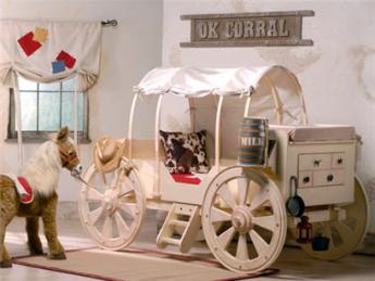 Camera copii - cowboy