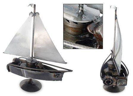 barci-piese metalice
