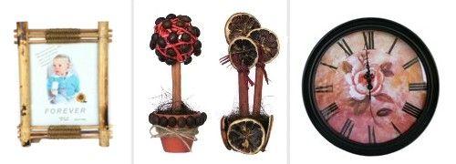 obiecte decorative toamna
