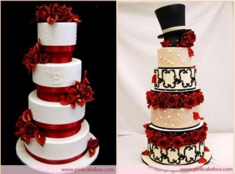 Torturi de nunta frumoase