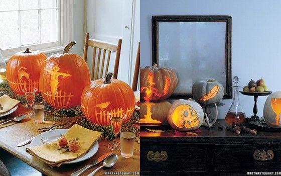 Dovleci Halloween - modele elaborate