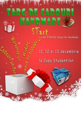 Targ de cadouri handmade