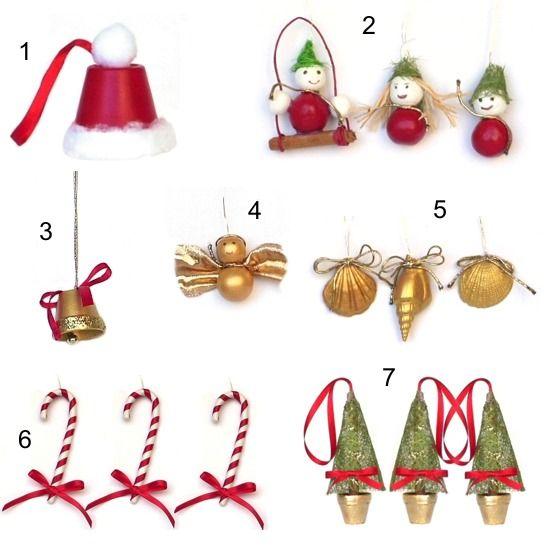 ornamente handmade Craciun 1