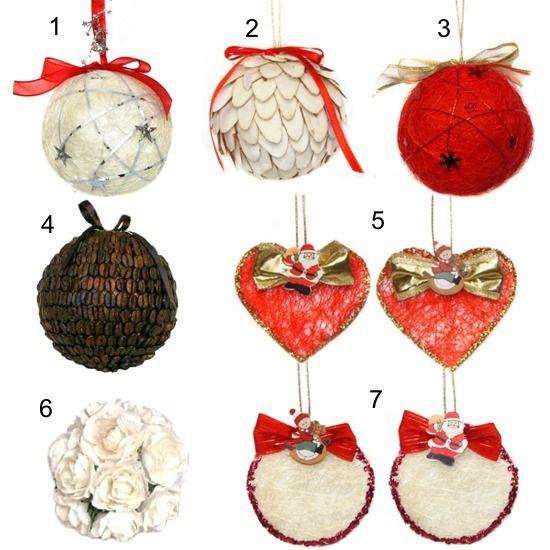 ornamente handmade Craciun 2