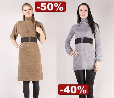 reduceri de 40% - 50% la rochii