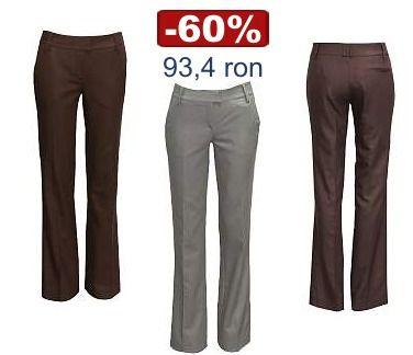 pantaloni tarafashion 60% reducere