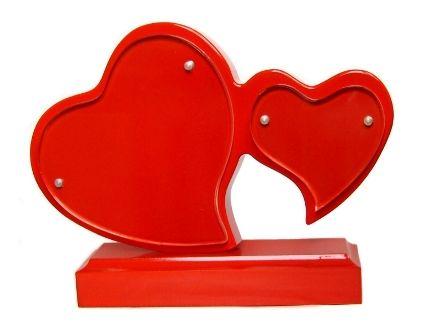 Rama foto cu inimioare pentru Sf. Valentin