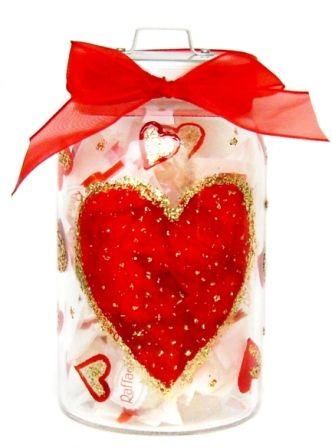 Borcan Inimioare si bomboane