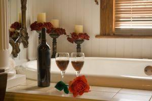 baie romantica de Sf. Valentin