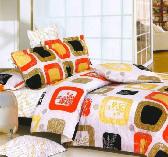 Lenjerie de pat din bumbac Ranforce model Lux