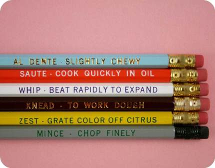 Creioane pentru bacatari incepatori