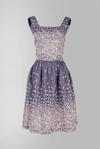 amafashion rochie bleumarin cu bretele