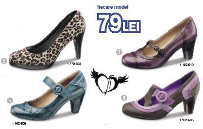 Pantofi Deichmann 79 ron (preferatii mei!)
