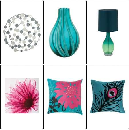Decoratiuni si accesorii pentru living Next Home