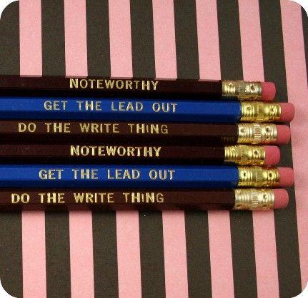 Creioane cu mesaje inspirationale