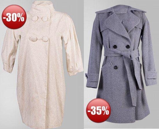 50% reducere la jachete si platoane