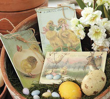 Carti postale, felicitari vintage - potterybarn.com