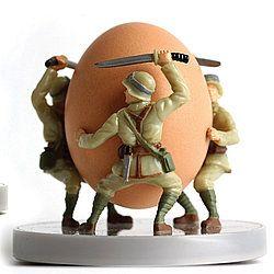 Suport ou cu soldati notonthehighstreet.com