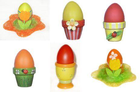 Suporturi pentru oua de Paste - allStyle.ro