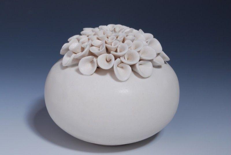 Vaza unicat handmade din ceramica