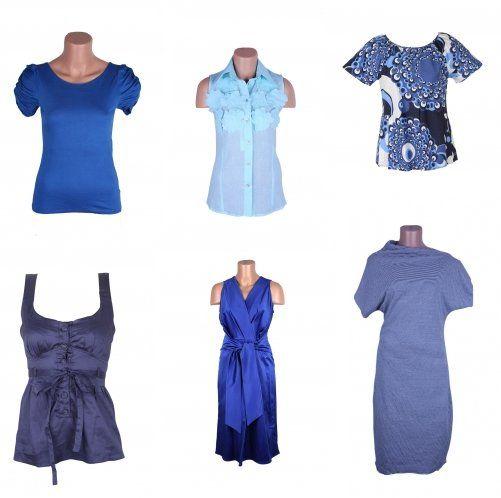 Tendinte: Haine in culorile verii, nuante de albastru