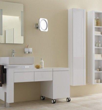 Ansamblu mobilier baie cu accesorii
