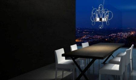 Tipuri de lampi ASPID, designer Danilo De Rossi
