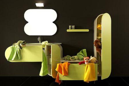 Mobilier si accesorii luxoase pentru baie