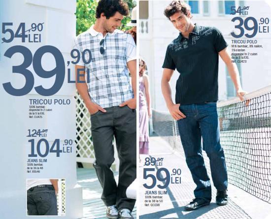 Jeans pentru barbati