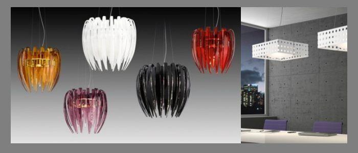 Lampi moderne