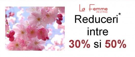 Haine La Femme cu reducere de 30-50%