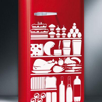 Stickere pentru frigider