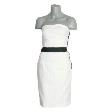 Rochie alba tip corset Reserved