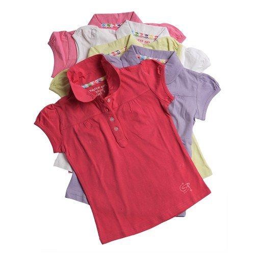 Tricouri polo pentru fete