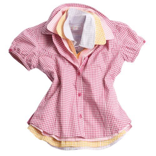 Camasi in carouri pentru fete