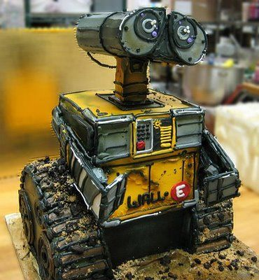 Wall-E, tort pentru copii