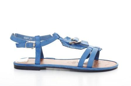 Sandale albastre Rome