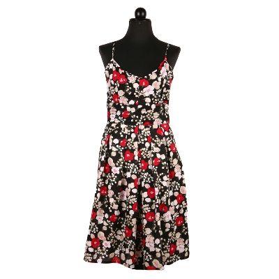 Rochie cu flori de cirese