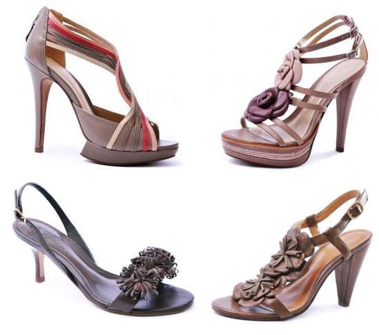 Sandale elegante cu toc inalt, de la Il Passo