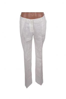 Pantaloni OVIESSE albi