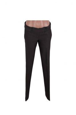Pantaloni PNK drepti negri 30% reducere