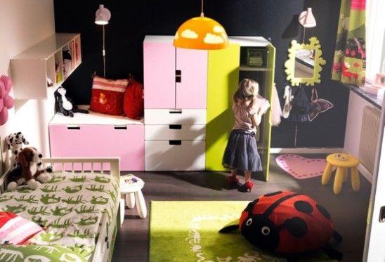 Camere fete in Catalogul IKEA 2011