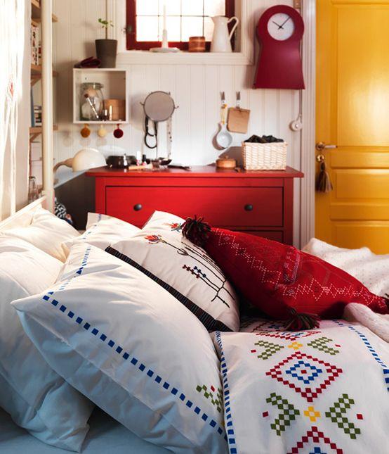 Catalogul IKEA 2011 - idei pentru dormitor