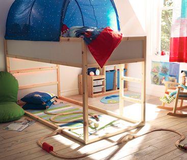 Spatii de joaca pentru camerei copilului in Catalogul IKEA 2011