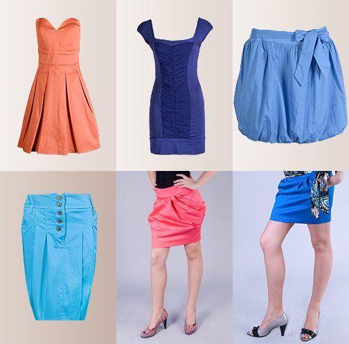 Lichidari de stoc: haine de vara pentru femei