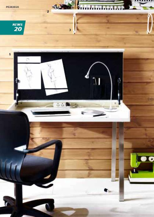 Catalog IKEA 2011 - Solutii birou