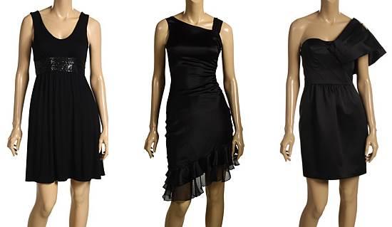 Rochii negre pentru petrecere