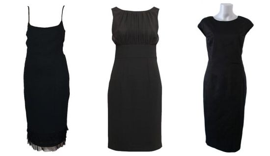 Party black dresses