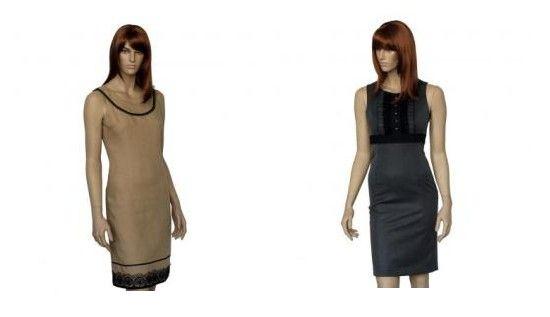 Modele de rochii office dela Nissa si Amafashion