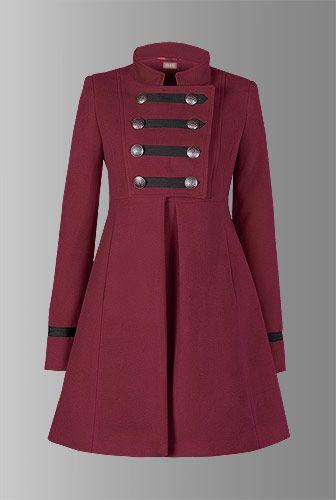 Palton rosu Michael Jackson